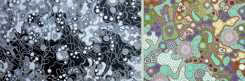 walangarri Karntawarra - AUSTRALIAN ARTIST- ORIGINAL ARTWORKS AND PAINTINGS