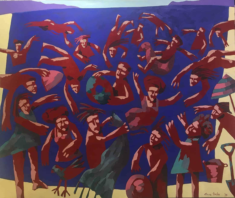 Bruce Earles- AUSTRALIAN ARTIST- ORIGINAL ARTWORKS AND PAINTINGS
