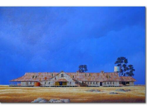 Richard Kulma- AUSTRALIAN ARTIST- ORIGINAL ARTWORKS AND PAINTINGS