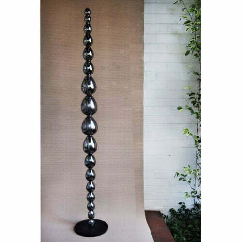 Materna-Palladia-1945x30cm-CERAMIC-TOTEM-ceramicfree-standingoutdoor-walter-auer-australian-sculpture