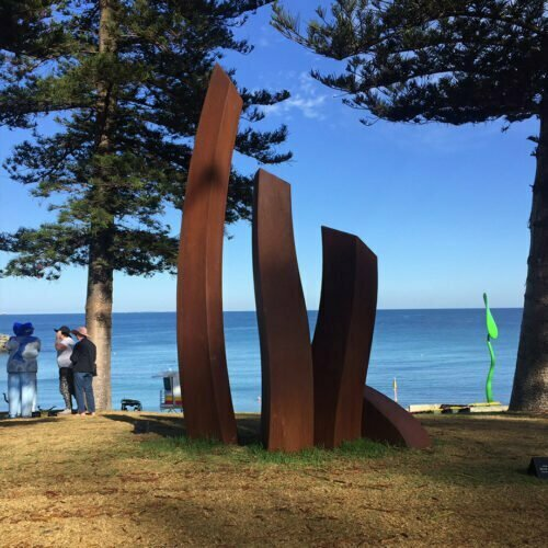 The-Yearning--300x200cm-CORTEN-STEEL-[corten,outdoor,landmark]-Linda-bowden-large-australian-sculpture
