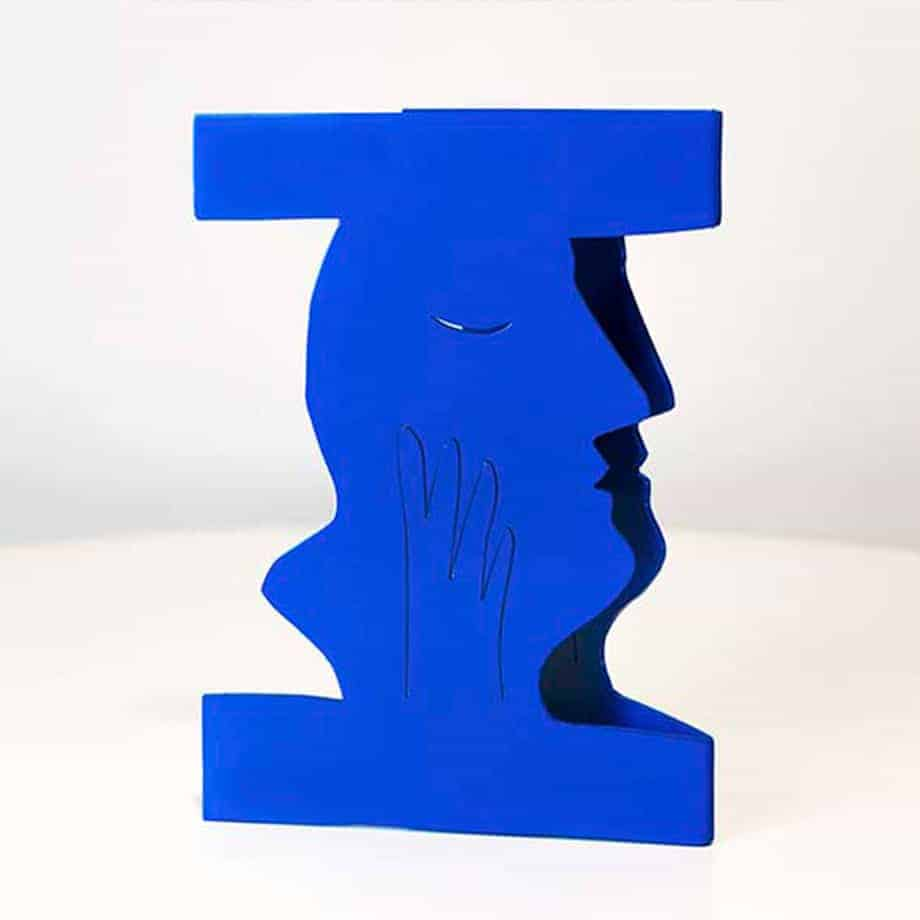 Visage--2of9--200x160cm-POWDER-COATED-STEEL--[stainless-steel,-Outdoor]-Charles-blackman-australian-sculpture