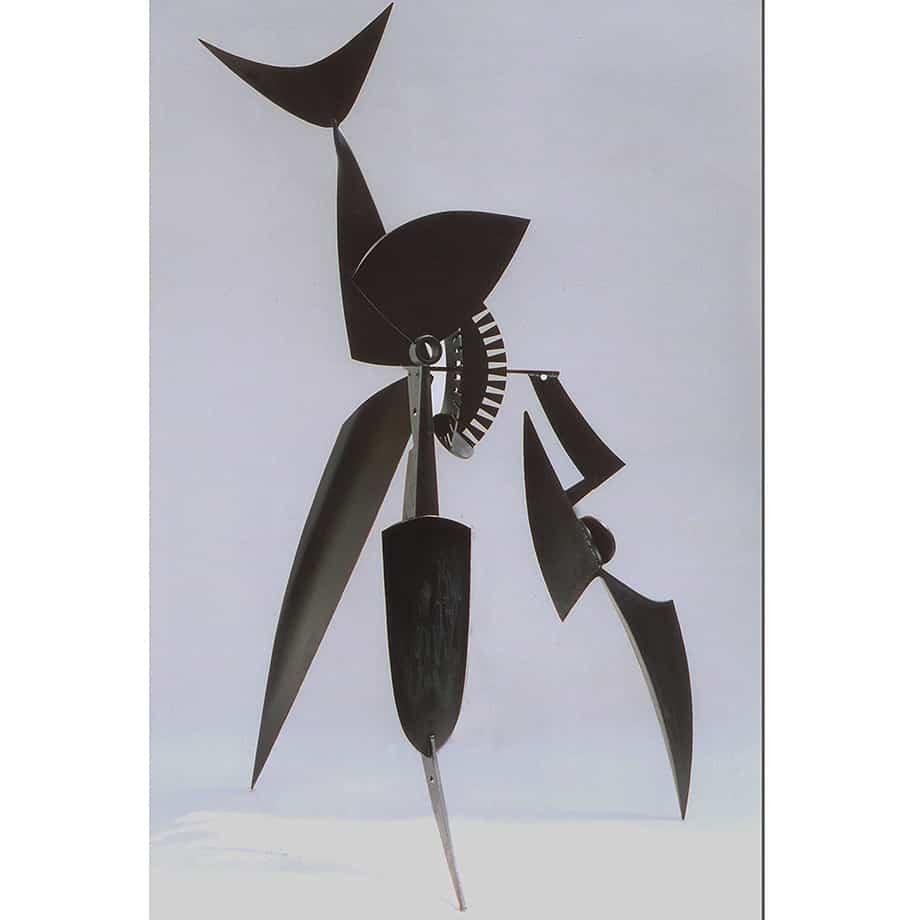 Africana-200x120cm-MILD--STEEL-EPOXY-PAINT[Outdoor,Landmark]-Laurindo-de-abreu-soto-australian-sculpture-black-african-abstract-bold