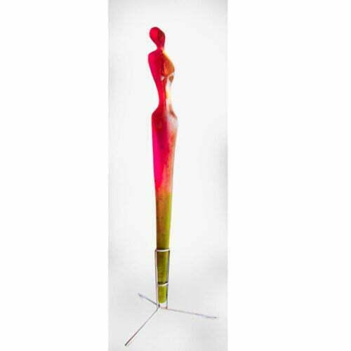 Athena-2m--CAST-GLASS-[free-standing,Glass,figurative]-Sallie-Portnoy-australian-sculpture-large-glass-figures