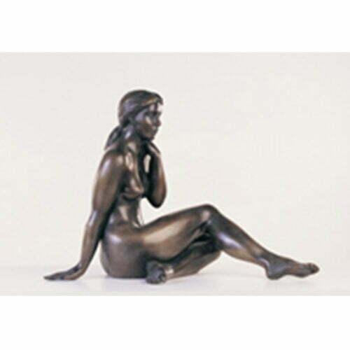 Bianca-49cm-BRONZE-[bronze,table-top,figurative]-phillip-piperidis-nude-sculpture-australian-artist-female-body