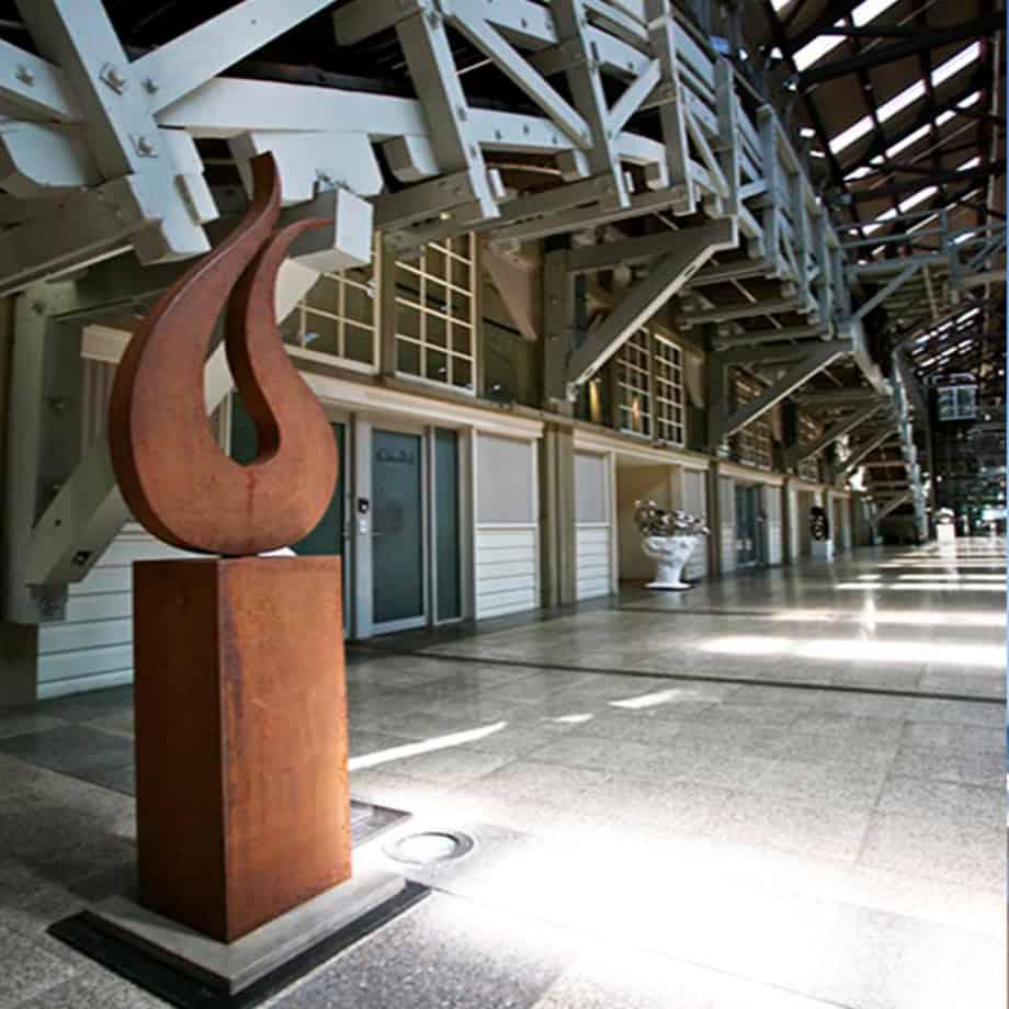 Harmony-220x60cm-limited-to-9--CORTEN-STEEL-[Corten,,outdoor]Andrew-Kasper-outdoor-garden-sculpture-australian-sculptor