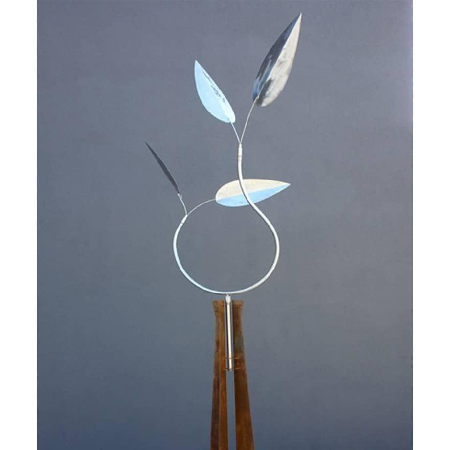 Leaves-[series]--STAINLESS-[stainless,outdoor,-free-standing]-Rudi-Jass-australian-garden-leaves-sculpture-natural-native-australia