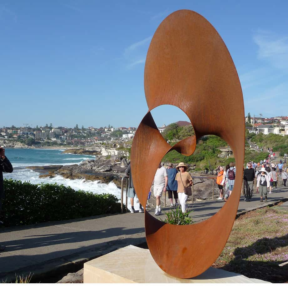 Luminality180cm-CORTEN--[Corten,Free-standing,Outdoor-]Ben-Storch-sculpture-australian-abstract-twisted-form-art