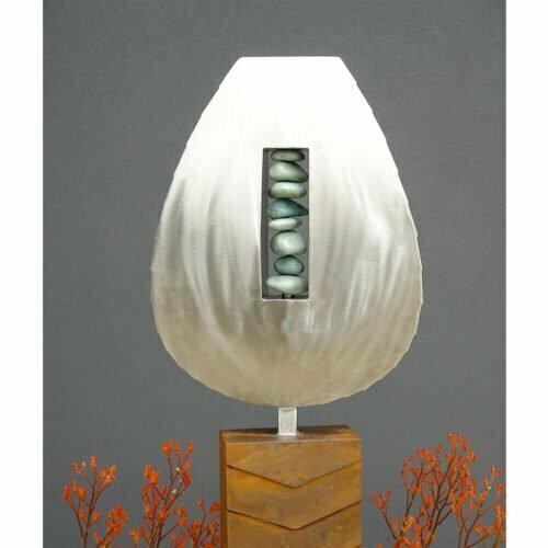Seed-4ss---186x55cm--CORTEN-&-STAINLESS-[corten,outdoor]-Rudi-Jass-australian-garden-sculpture-natural-native-australia