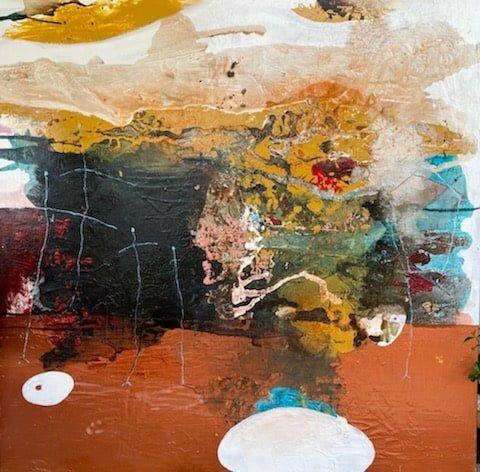 australian abstract paintings