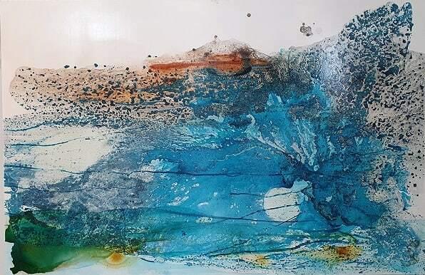 australian art abstract