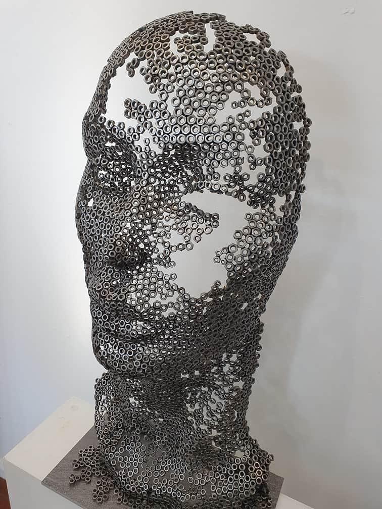 australian sculpture,figure