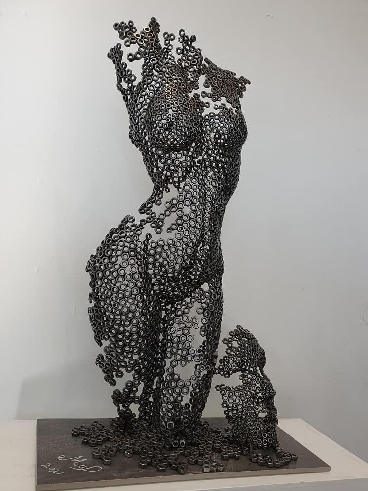 australian sculpture, figurative