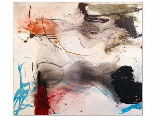 swim-with-me--conchita-carambano-original-canvas-artwork 183x168cm