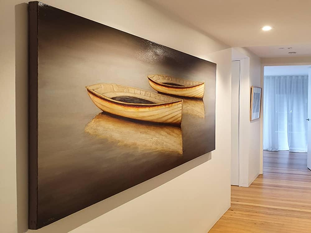 williams-boat-artwork--original-canvas-paintings-insitu.