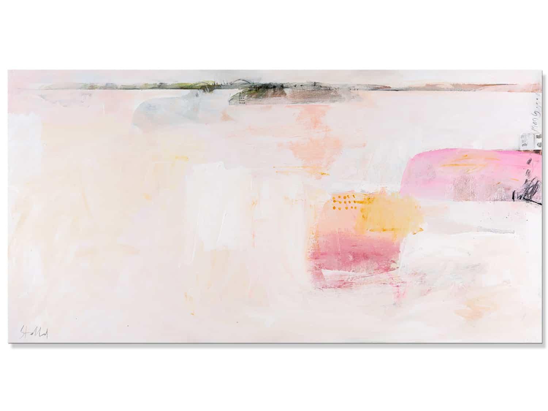 Abstract landscape painting sydney dream Phil stallard